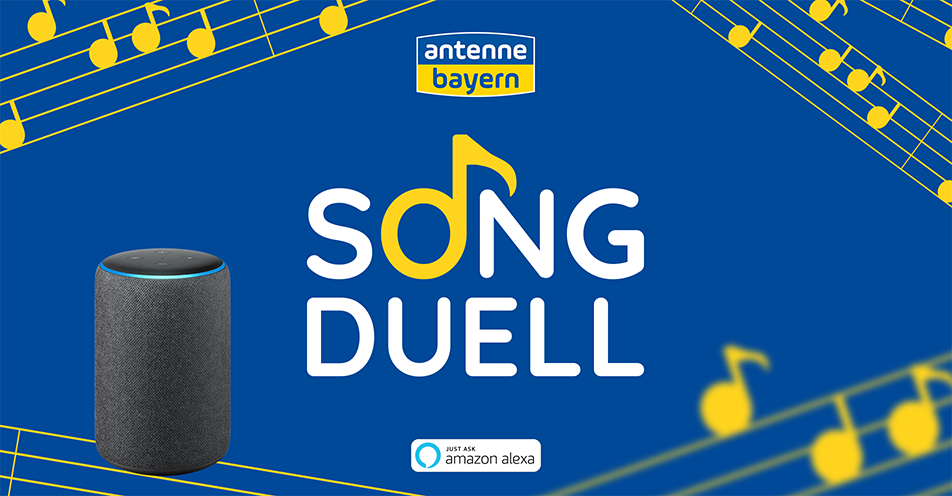 In-car-Entertainment: Song Duell von ANTENNE BAYERN