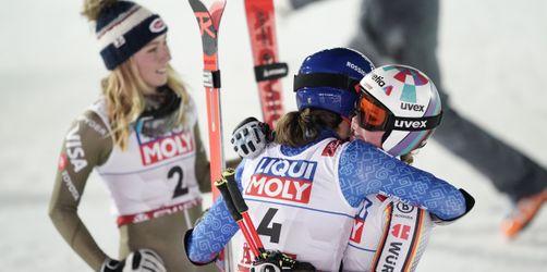 Silber bei der Ski-WM: Viktoria Rebensburg wird 2. im Riesenslalom
