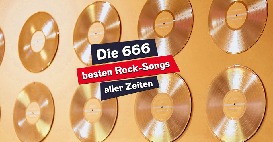 """Drei Tage wach: ROCK ANTENNE feiert die """"666 besten Rocksongs aller Zeiten"""""""