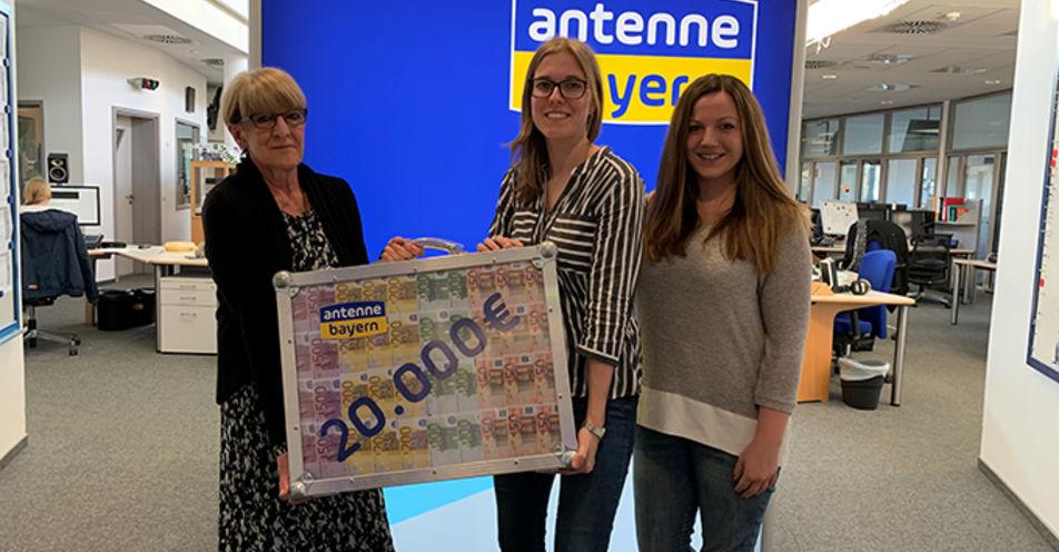 30 Sekunden + fünf Richtige = 20.000 Euro für Neuburgerin