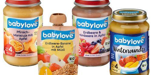 Gesundheitsgefahr in Kindernahrung: dm ruft verschiedene Produkte zurück