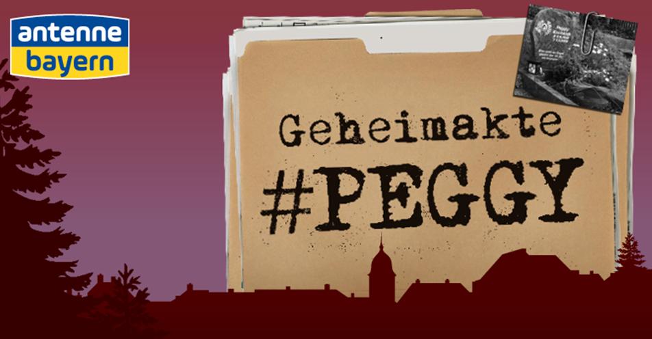 ANTENNE BAYERN veröffentlicht exklusive Podcast-Serie zum Fall Peggy