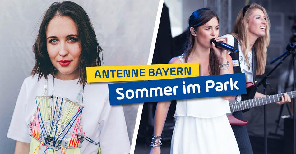 Sommer im Park: ANTENNE BAYERN holt Alice Merton nach Rosenheim
