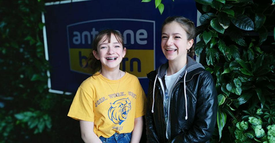 Mimi und Josefine aus Augsburg performen zwei exklusive Songs auf ANTENNE BAYERN