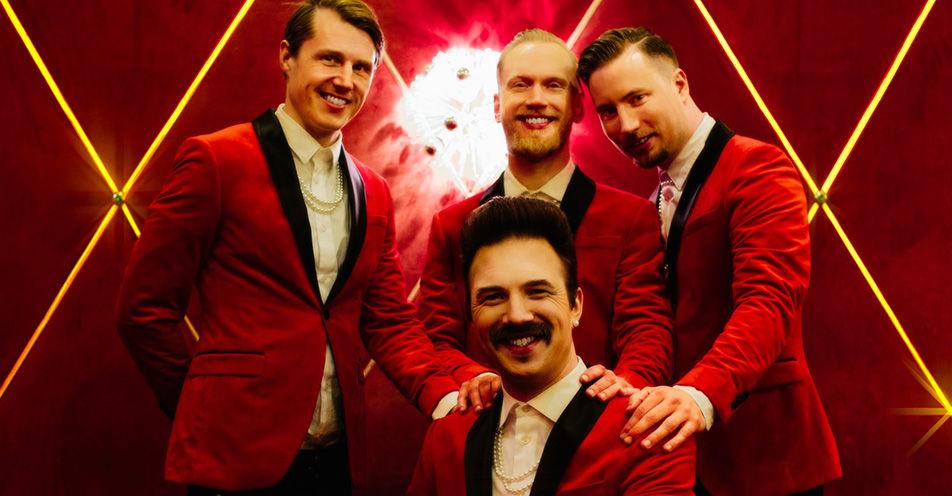 Exklusives ROCK ANTENNE Radiokonzert: Royal Republic live im Club