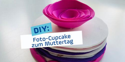 Zum Muttertag: DIY Fotogeschenk