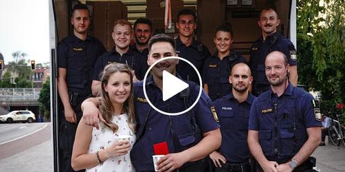 Im Video: Denise macht Domi auf Erlanger Bergkirchweih unvergesslichen Heiratsantrag