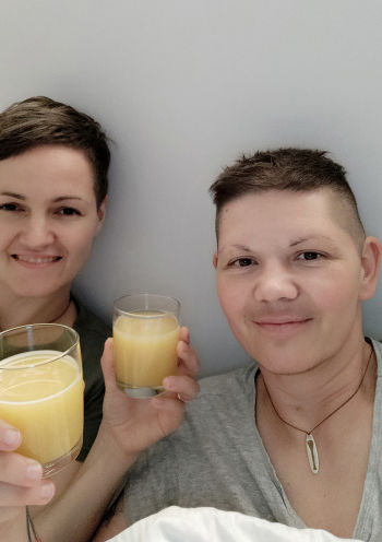 ANTENNE BAYERN unterstützt Augsburger bei Geschlechts-Transformation