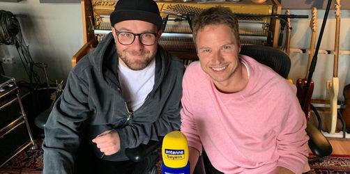 Der Podcast zur Show: Mark Forster im ANTENNE BAYERN Sonntagsfrühstück