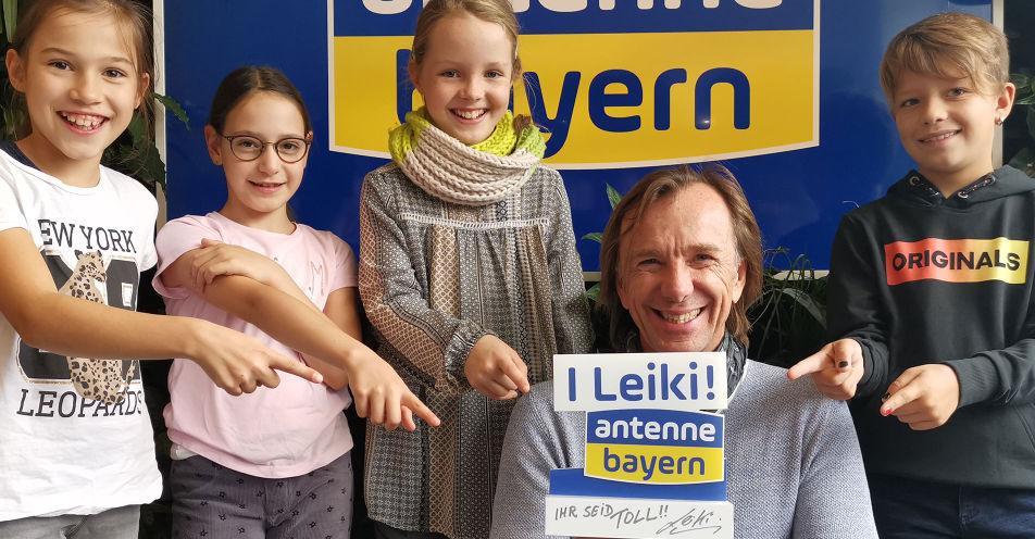 iLeiki-Auszeichnung für Domenik und die kleinen Detektive aus Weißenhorn