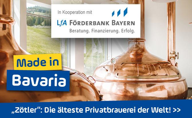 Zötler im Allgäu: Die älteste Privatbrauerei der Welt - seit 1447