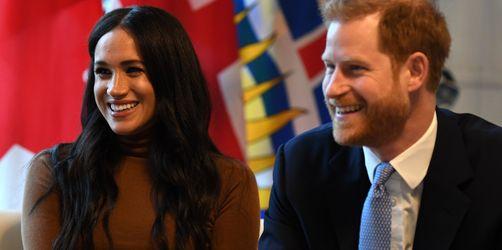 Paukenschlag: Meghan und Harry treten aus der royalen Familie zurück
