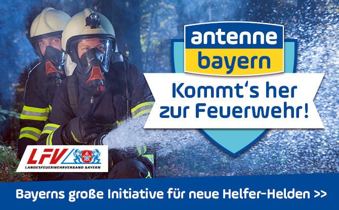 Kommt's her zur Feuerwehr! Bayerns große Initiative für neue Helfer-Helden