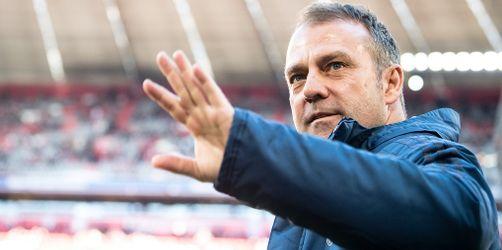 FC Bayern verlängert mit Cheftrainer Hansi Flick