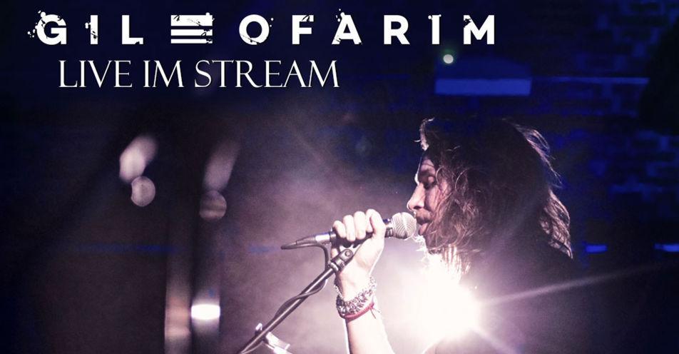 Gil Ofarim im Stream: ROCK ANTENNE präsentiert Quarantäne-Konzert