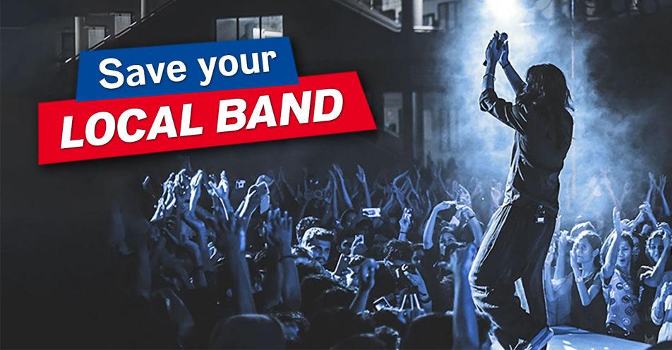 #Saveyourlocalband: ROCK ANTENNE gibt lokalen Bands eine zusätzliche Bühne in Krisenzeiten