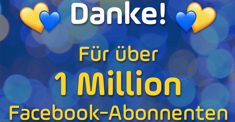 ANTENNE BAYERN knackt Millionen-Marke auf Facebook und feiert größte Radio-Community