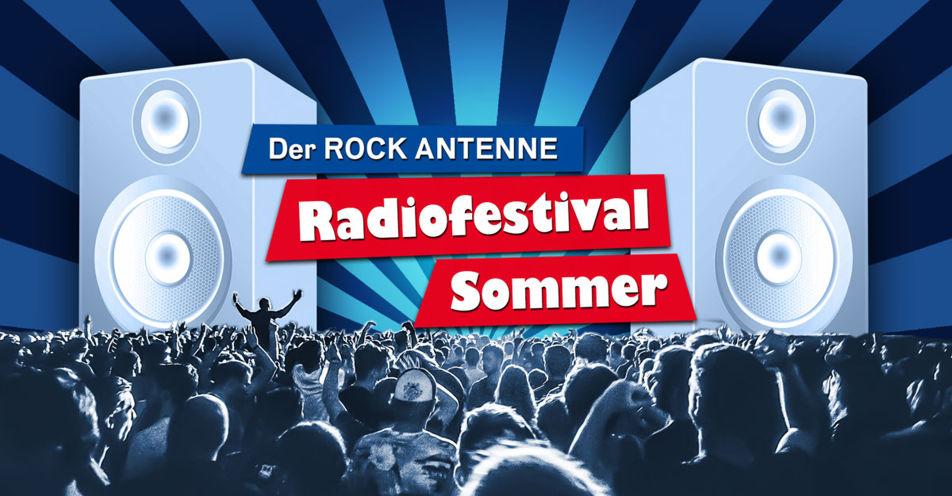 Save the date: Der ROCK ANTENNE Radiofestival Sommer 2020