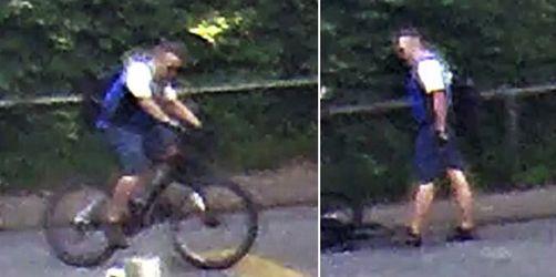 Nach tödlichem Rad-Unfall: Polizei fahndet mit diesen Fotos