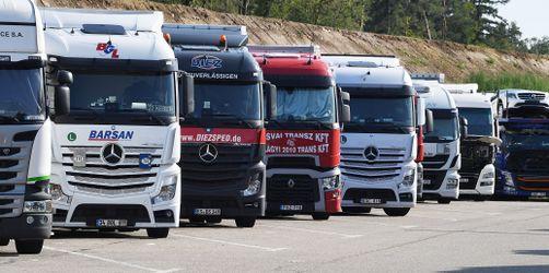 EU Beschluss: Ruhezeiten im LKW bald unzulässig