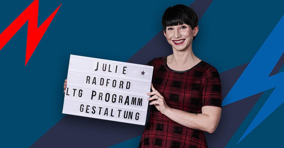 Julia Radford übernimmt Leitung der Programmgestaltung bei ROCK ANTENNE