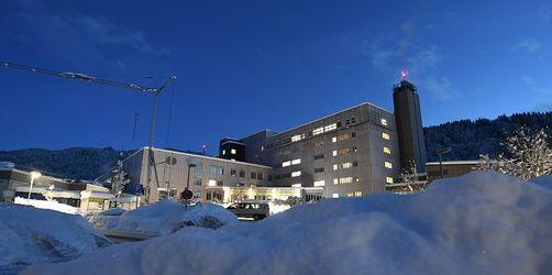 Coronavirus-Variante in Garmischer Klinikum keine neue Mutation