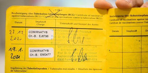 EU-Impfpass beschlossen: So soll er schon ab dem Sommer eingesetzt werden