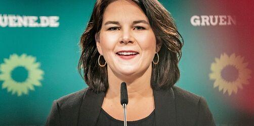 Annalena Baerbock als Kanzlerkandidatin der Grünen nominiert