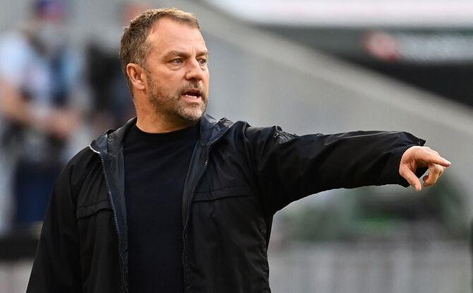 FC Bayern Trainer Flick bittet um Vertragsauflösung im Sommer