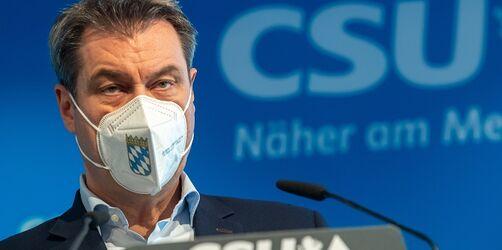 Söder gibt bekannt: Armin Laschet wird Kanzlerkandidat der Union
