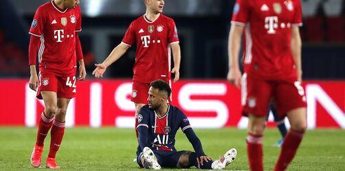 Der FC Bayern ist im Champions League Viertelfinale ausgeschieden