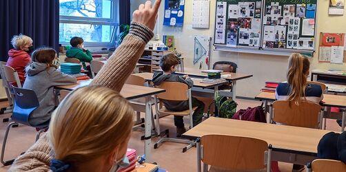 Neue Corona-Regeln für Bayern: Maskenpflicht an Grundschulen wird gelockert