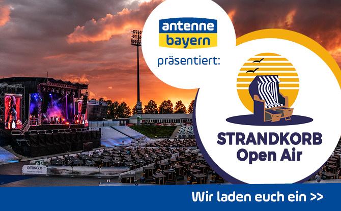 """Wir laden euch ein! Sichert euch Tickets fürs """"Strandkorb Open Air 2021"""""""