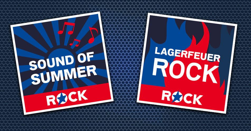 ROCK ANTENNE erweitert Stream-Portfolio um Sound of Summer & Lagerfeuer Rock