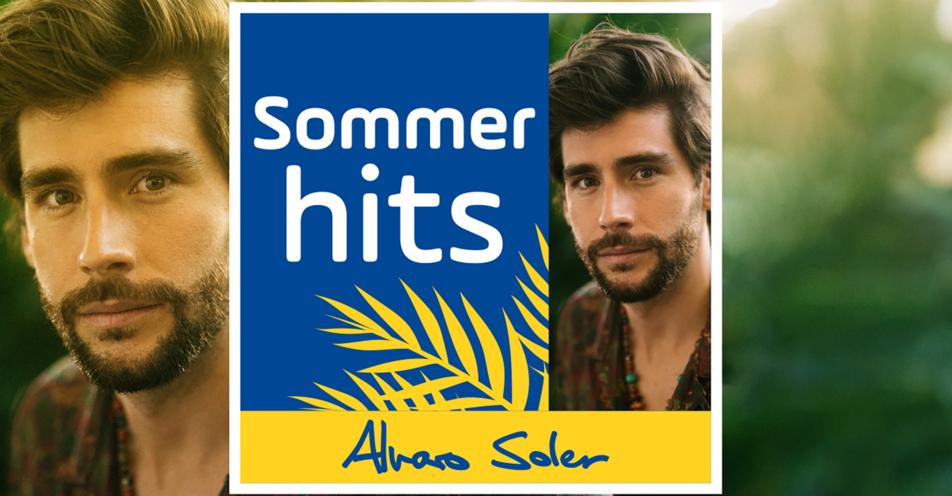 """Alvaro Soler und ANTENNE BAYERN starten """"Sommer Hits""""-Webradio"""