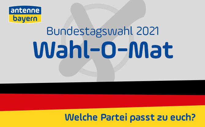 Der Wahl-O-Mat zur Bundestagswahl 2021