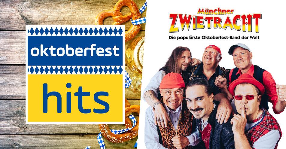 Oktoberfest Hits: ANTENNE BAYERN bringt das Wiesn-Feeling aus München nach Hause