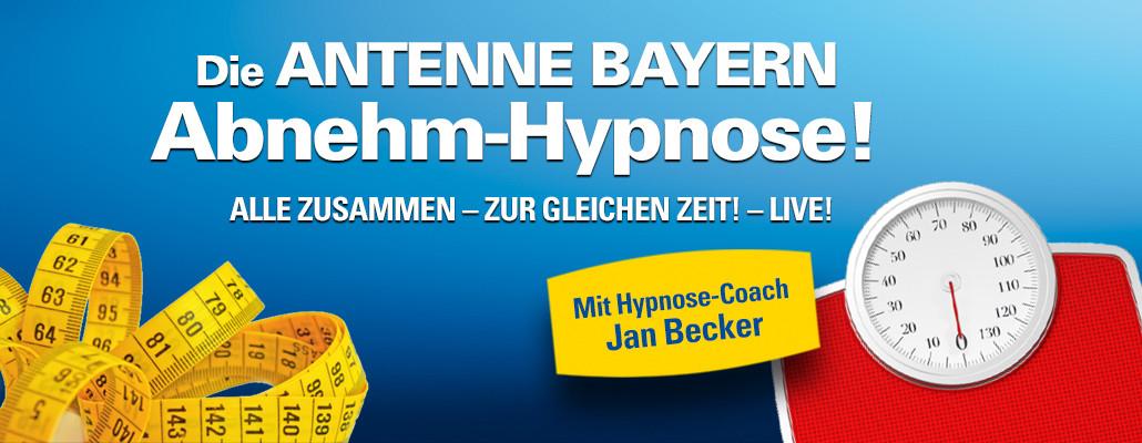 Die Antenne Bayern Abnehm Hypnose Antenne Bayern