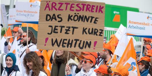 Ärztestreik: Am Mittwoch müsst ihr in den Bayerischen Kliniken länger warten