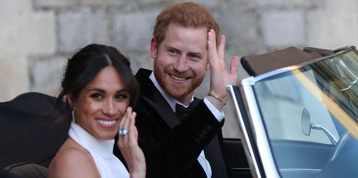 Royal-Baby ist da! Harry und Meghan freuen sich über einen Jungen