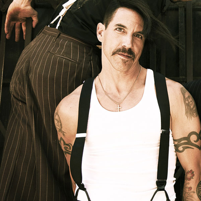 Anthony Kiedis (Red Hot Chilli Peppers)