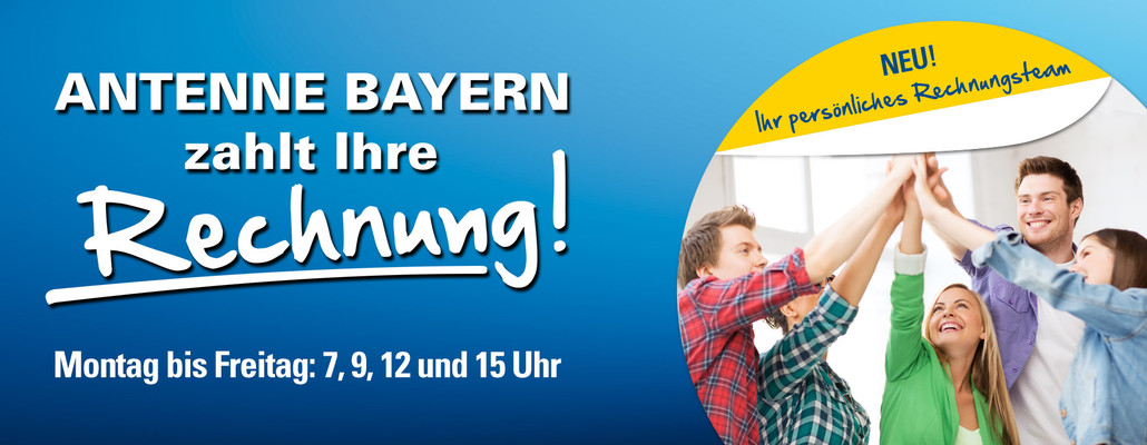 Antenne Bayern Rechnung Gewinner 2021