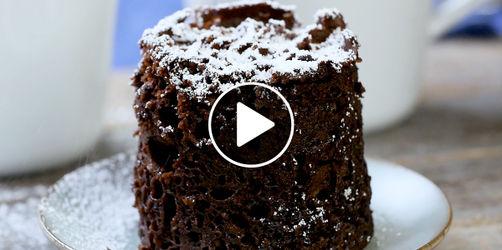 Ein Traum aus warmer Schokolade: Nutella-Kücherl