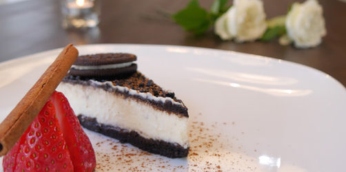 Oreo-Kuchen ohne Backen