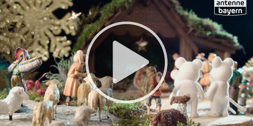 Das ANTENNE BAYERN Weihnachtsvideo: Du gehörst dazu