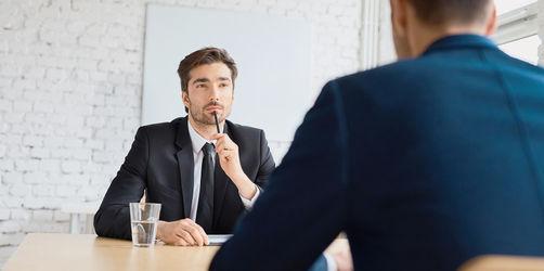 Schonmal im Bewerbungsgespräch gelogen?