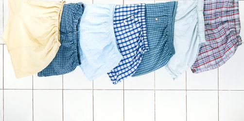 Wechselst du täglich die Unterhose?