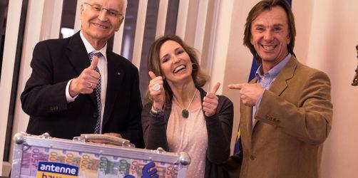 50.000 Euro für Martina aus Nürnberg