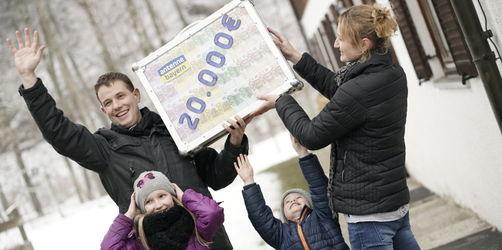20.000 Euro für Moni aus Fischbachau