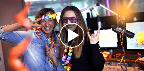 Unsere Webcam: Schaut ins Studio!